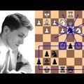 Bobby Fischer's 21-move brilliancy