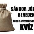 Sándor-József-Benedek - Isten éltessen benneteket! - Köszöntők: kapjátok a kérdéseket