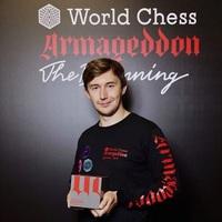 World Chess Armageddon Series 2019 - 2019-06-10 - 2019-06-17 -  A verseny győztese: Szergej Karjakin