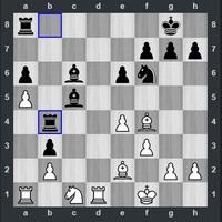 Sakkfeladat - avatott sakkozóknak