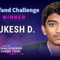 A verseny győztese:  Gukesh D. -  Gelfand Challenge JUNE 10 - 13 - Nagy valószínűséggel ebből a mezőnyből kerül ki a a jövő világbajnoka!
