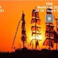 FIDE World Cup 2021 Jul 12 - Aug 6 2021 - Szocsi, Oroszország - Kozák Ádámmal, Rapport Richárddal, Lékó Péterrel, Almási Zoltánnal