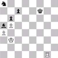 Sakkfigurák - a bástya