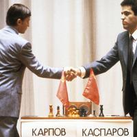 Karpov briliáns végjáték tudásával fekteti két vállra Kaszparovot!
