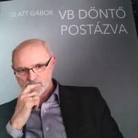 Glatt Gábor: VB döntő postázva - könyvek a laptoppon rovatunk