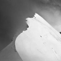 Hátizsák mentés a húsz méter mély hasadékból: átmásztunk a Monte Rosán-5 nap-7