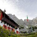 Magyar lecke az olasz Alpokban