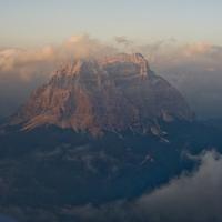 A Dolomitok legvadabb csoportjában - a Schiara tüskéi és a hajnali sörözés a Civettán