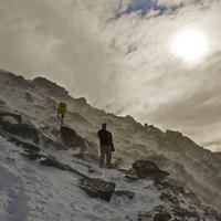 Őszi-téli túra a Krivánra (2495m)-Magas-Tátra