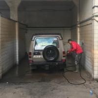 2018. jan. 19 - Egy jóleső mosakodás