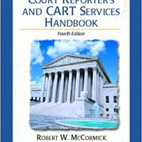 |FB2| Court Reporter's And CART Services Handbook (4th Edition). before llevar useful Revista tienda