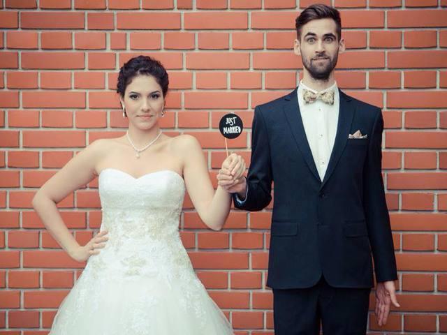 Esküvő tuning!