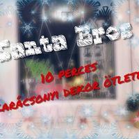 10 Perces Karácsonyi dekor ötletek!