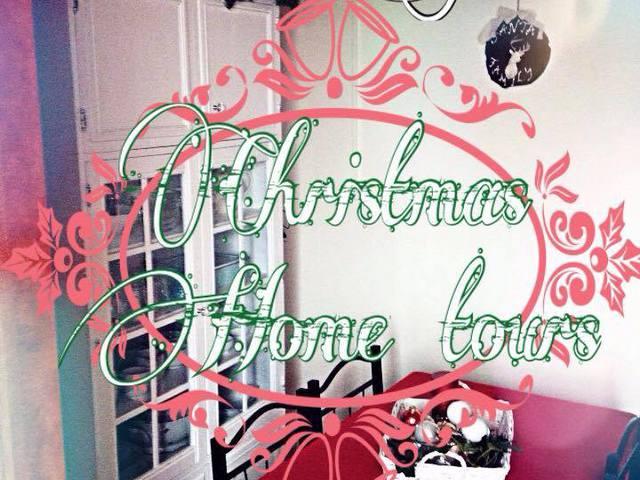 Christmas Home tours! 2015