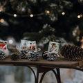 Készíts hangulatos karácsonyi ültetőkártyát fényképekből.