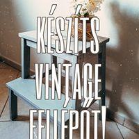 Készíts vintage fellépőt!