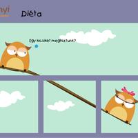 Diéta - Slimming diet - Régime