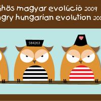 Dühös magyar evolúció - betyársereg