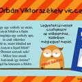 Orbán Viktor Székely viccet mesél - FREE SANYI!!!!!!!!