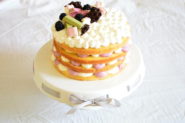 Szeder torta