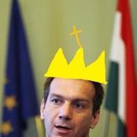 Meghalt a király, éljen a király!