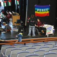 Elfoglalták az előadót a lázadó diákok