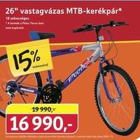 Jó kis bringák a Tescóban...