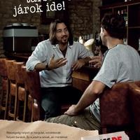 Mértékkel igyál! - ajánlja a köztéri reklám