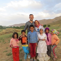 Hogyan kerültem a Khamseh nomádokhoz Iránban?