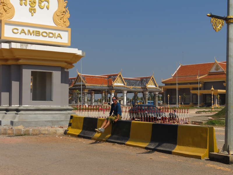 Kalandos út Kambodzsába