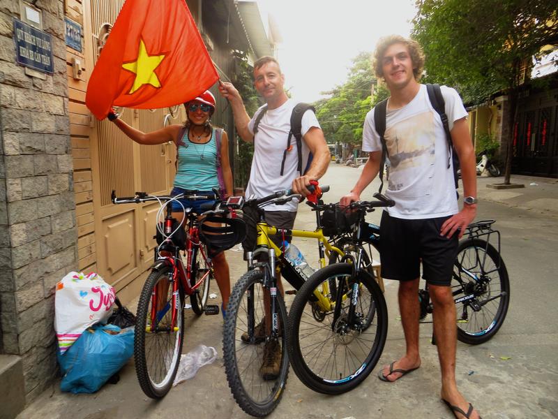Átbiciklizni Vietnámot - őrültség és kaland!
