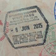 Szingapúr vízum