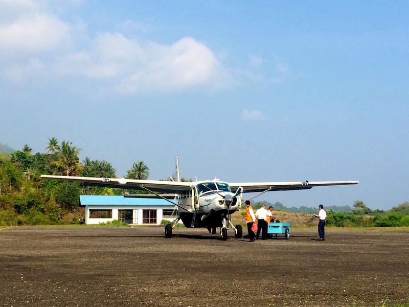 Repülővel Bandára, avagy a Susi Air minirepcsije