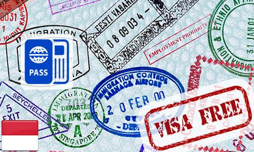 Turistaként Indonéziában: vízummizéria