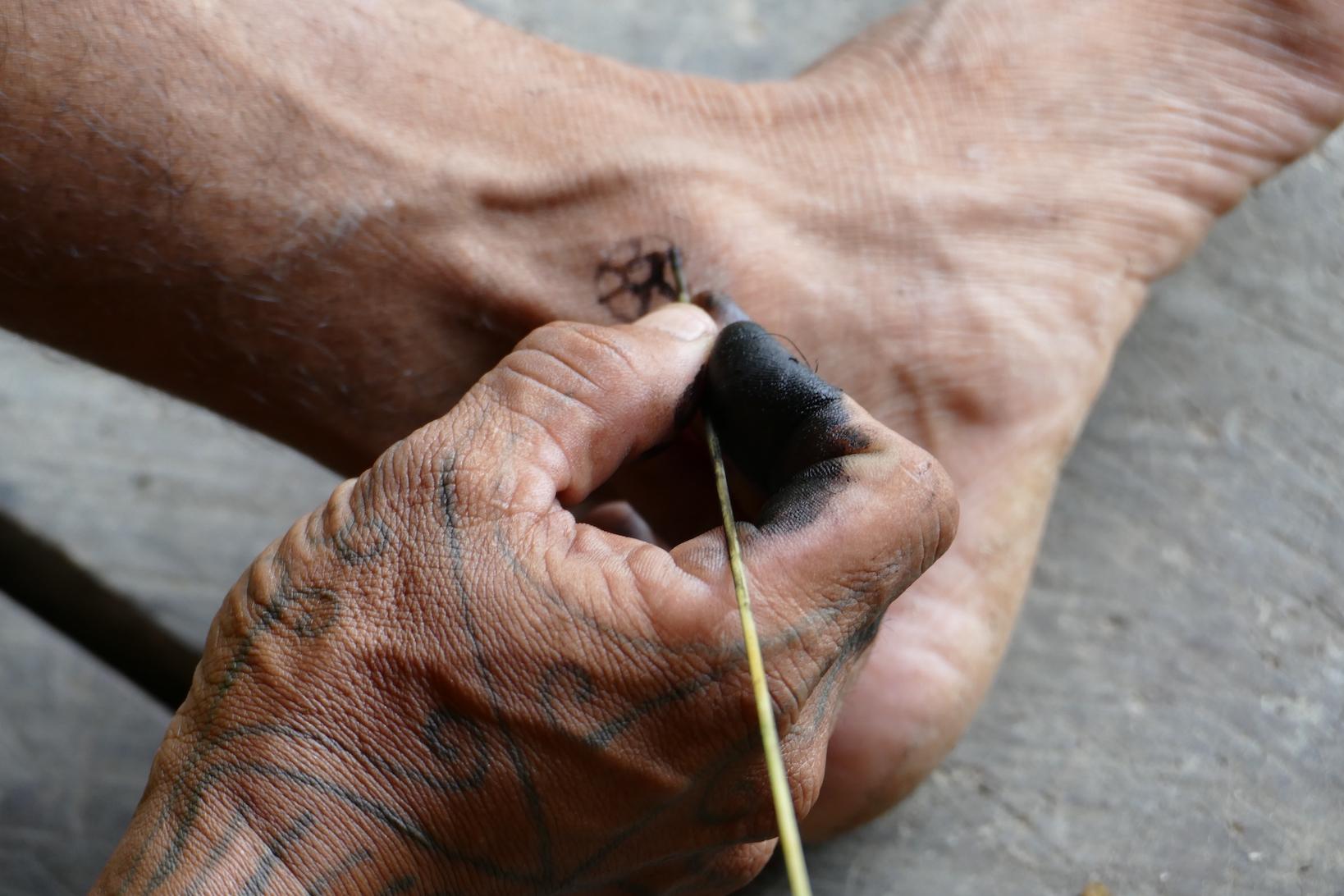 Egy törzsi tetoválás története