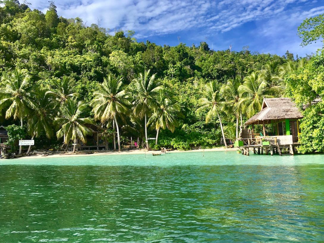 Tengeri cigányok, medúzák, kókuszrák - érdekességek a Togean-szigetekről