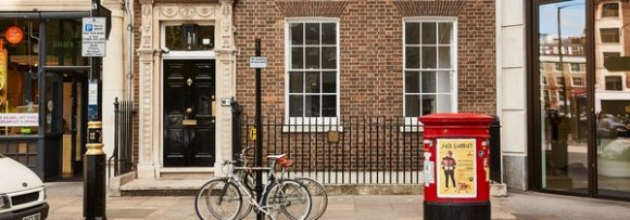 The Boutique Workplace Company – Golden Square