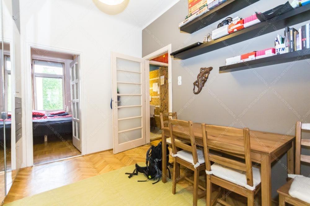 70 nm-es lakás a Visegrádi utcában