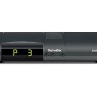 DVB-T2 és DAB+ vevő a TechniSattól