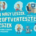 Gyerekverseket írt Varró Dániel a digitális kor szakmáiról