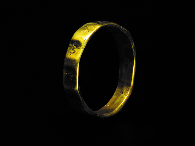 Silvanus feliratos gyűrűk