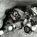 Markazitgömböc a Hévízi-forrásbarlangból