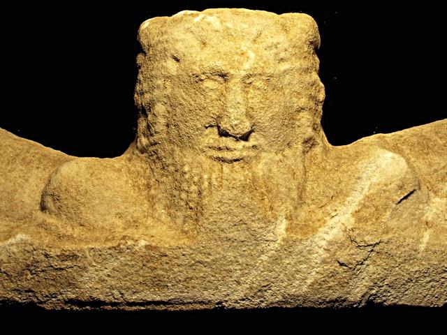 Római isten oroszlánok között