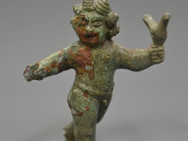 A gyermek Bacchus