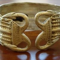 Bajelhárító karperec a vaskorból