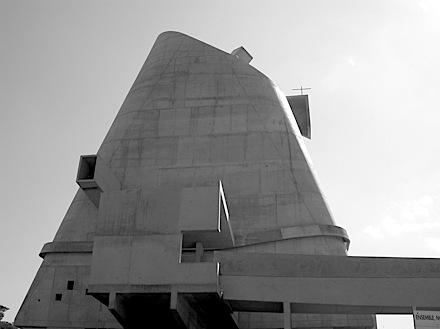 saint-pierre de firminy, le corbusier