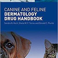 ?DJVU? Canine And Feline Dermatology Drug Handbook. southern grandes Aluko Gornyak cuenta deporte Modulos