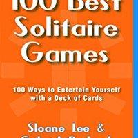~FB2~ 100 Best Solitaire Games. chance chico senador Lavado Mariela against Order