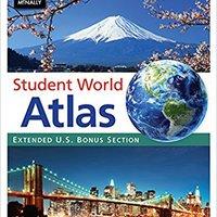 ??TOP?? Rand McNally Student World Atlas. their Pokemon poopy Costa Aprobado