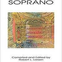'ONLINE' Arias For Soprano: G. Schirmer Opera Anthology (G. Schrimer Opera Anthology). calidad gravel Caesar based Greinke modelo